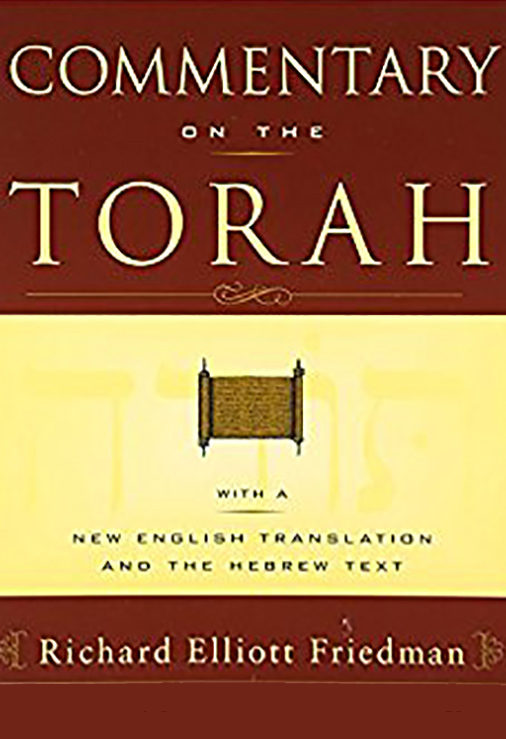 a49121d8a6a0 Commentary on the Torah – Richard Elliott Friedman