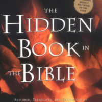 Response regarding The Hidden Book in the Bible