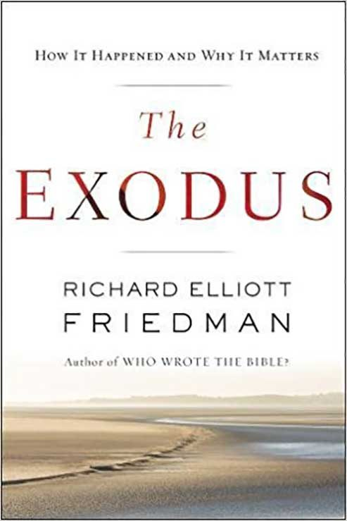 The exodus richard elliott friedman fandeluxe Choice Image