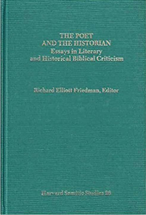 The Poet And The Historian Essays In Literary And Historical